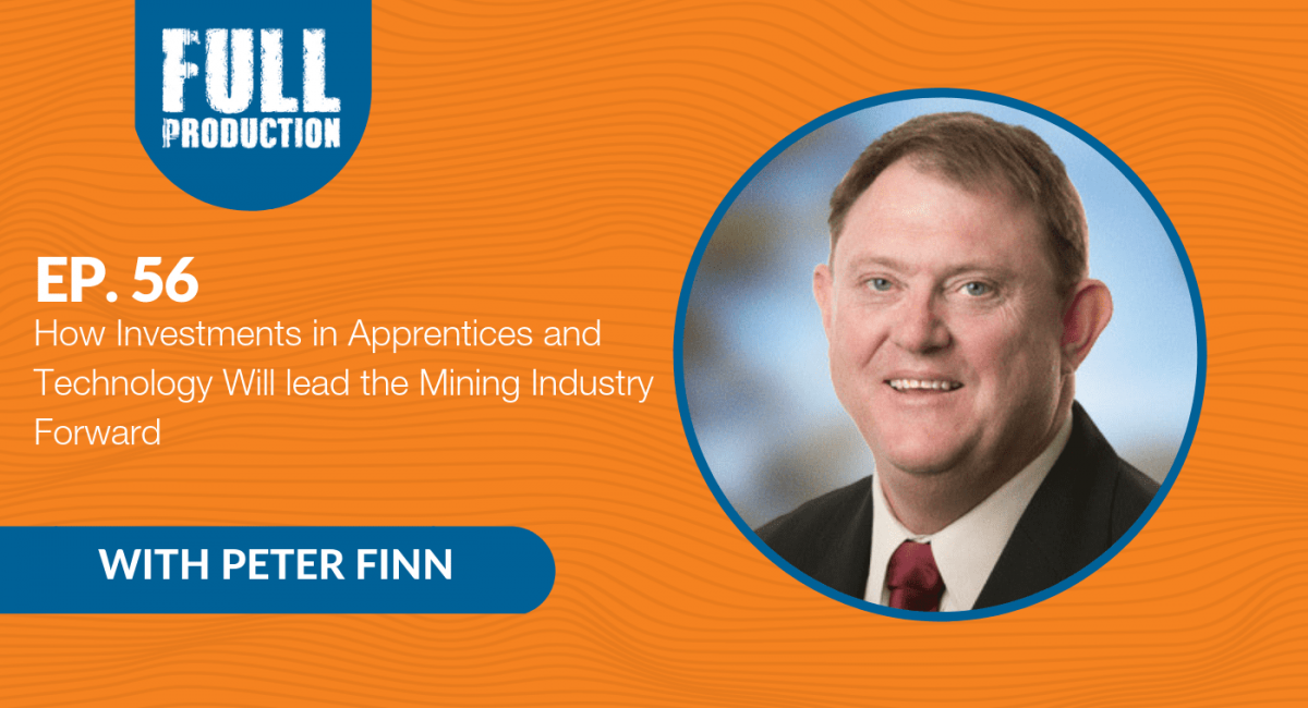 How Investments in Apprentices and Technology Will Lead the Mining Industry Forward